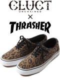 [CLUCT] CLUCT ×THRASHER SNEAKER