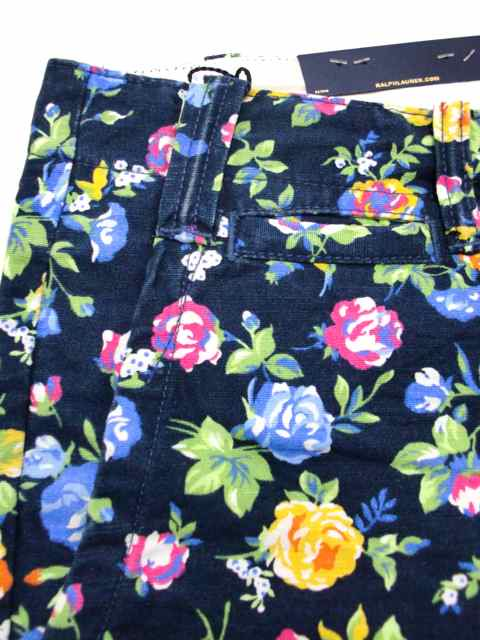 [POLO Ralph Lauren] Straight-Fit Floral Short2