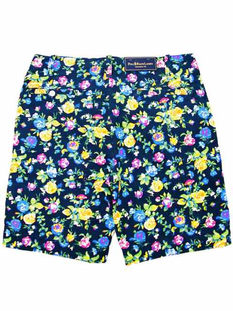 [POLO Ralph Lauren] Straight-Fit Floral Short3
