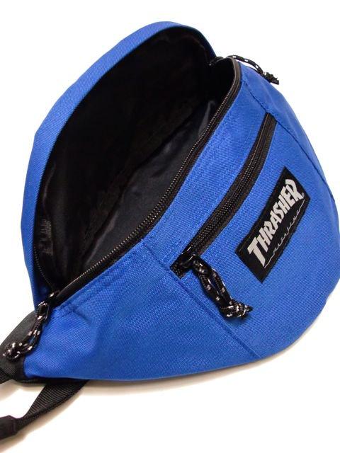 [THRASHER] WAIST BAG2