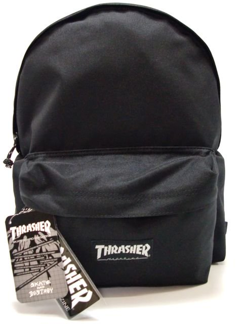 [THRASHER] 1P BACKPACK