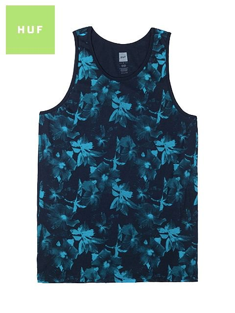 [HUF] FLORAL TANK