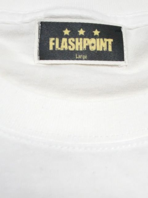 [FLASH POINT] ANALOG LOGO TEE(wh)2
