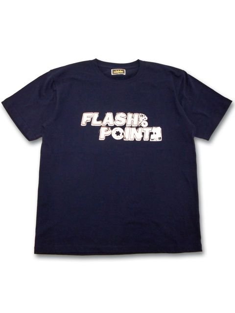 [FLASH POINT] ANALOG LOGO TEE(nv)