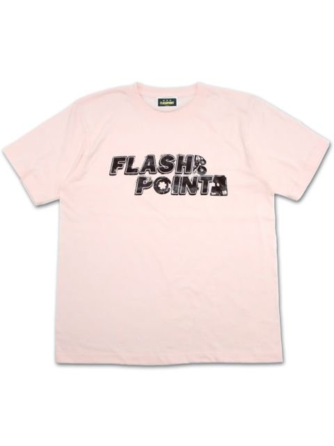 [FLASH POINT] ANALOG LOGO TEE(pk)