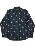 [MISHKA] CITY JACK BUTTON UP