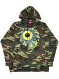 [MISHKA] KIRBY CAMO KEEP WATCH PULLOVER