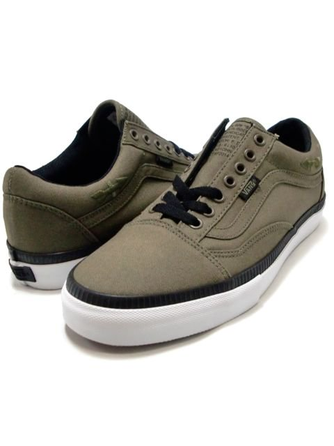 [VANS SYNDICATE] OLD SKOOL 026 S ERIC DRESSEN
