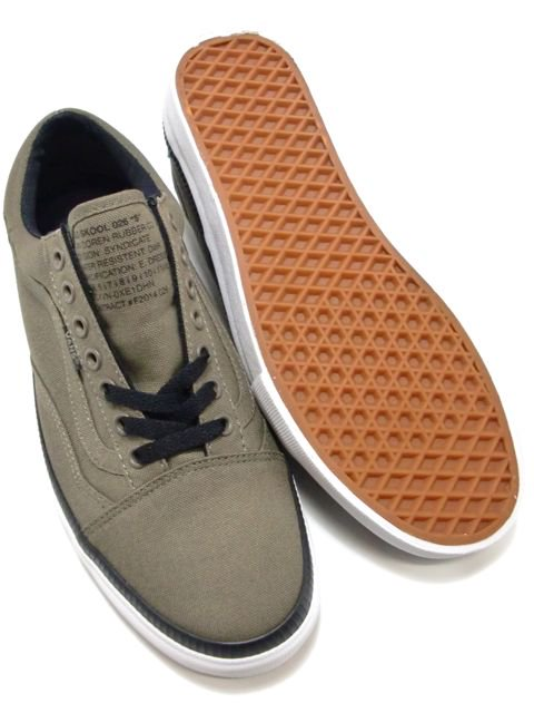 [VANS SYNDICATE] OLD SKOOL 026 S ERIC DRESSEN1