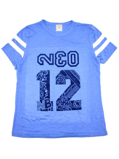 "[NATURAL BICYCLE] Football T ""NEO12""(BL)"