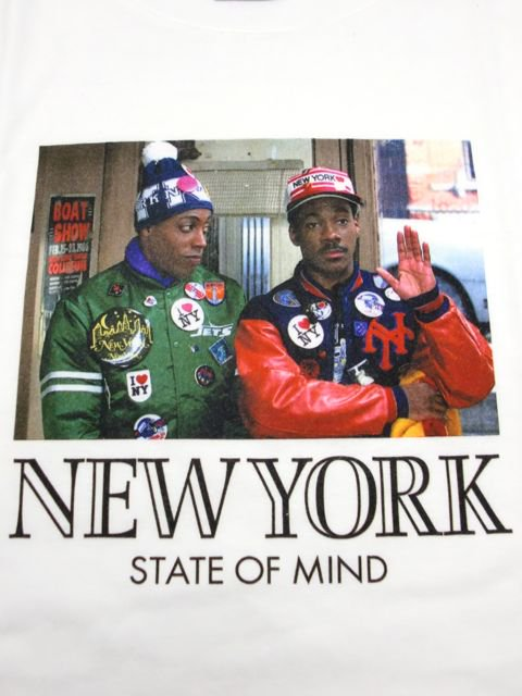 [STILLAS] -NEW YORK STATE OF MIND- T-Shirt 1