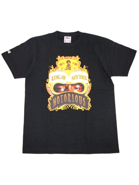 [STILLAS] -NOTORIOUS KING- T-Shirt