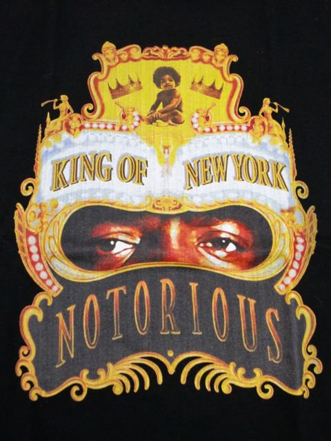 [STILLAS] -NOTORIOUS KING- T-Shirt 1
