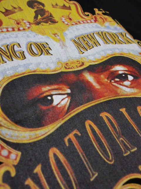 [STILLAS] -NOTORIOUS KING- T-Shirt 2