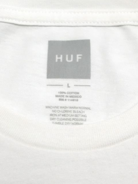 [HUF] BANDANA POCKET TEE3
