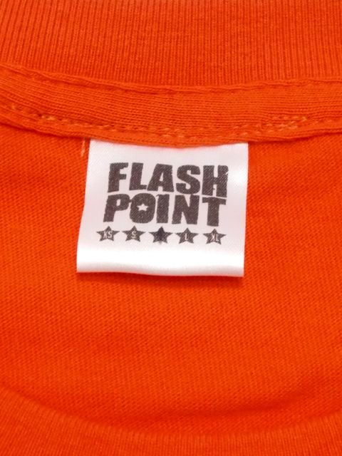 [FLASH POINT] NEW LOGO TEE(OR)2