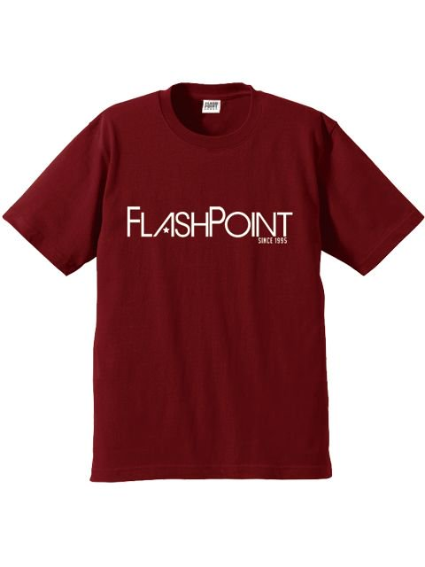 [FLASH POINT] NEW LOGO TEE(BG)