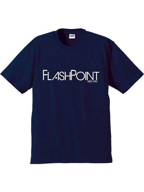 [FLASH POINT] NEW LOGO TEE(NV)