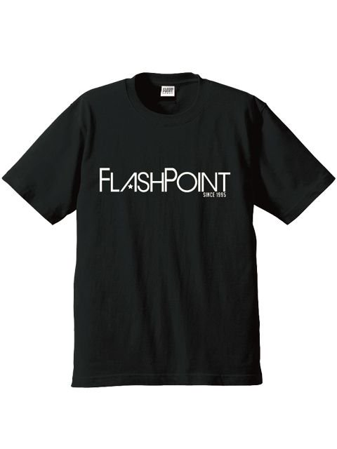 [FLASH POINT] NEW LOGO TEE(BK)