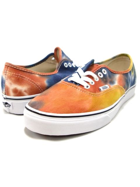 [VANS] AUTHENTIC -TIE DYE-