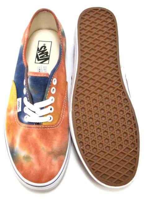 [VANS] AUTHENTIC -TIE DYE-1