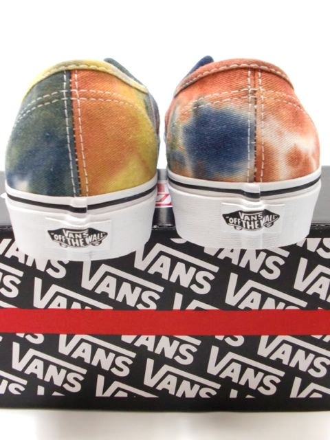 [VANS] AUTHENTIC -TIE DYE-3