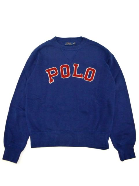 [POLO Ralph Lauren] LS Solid Fleece Crew Neck