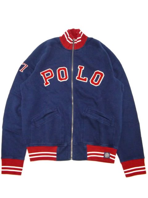 [POLO Ralph Lauren] LS Solid Fleece FullZip Truck Jacket
