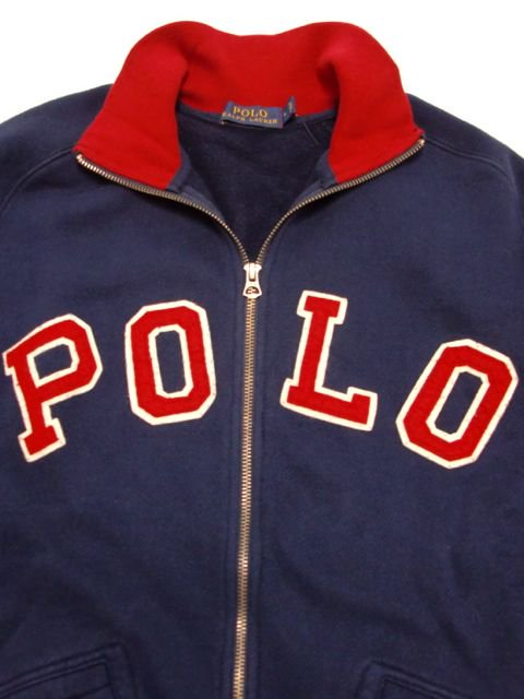 [POLO Ralph Lauren] LS Solid Fleece FullZip Truck Jacket1