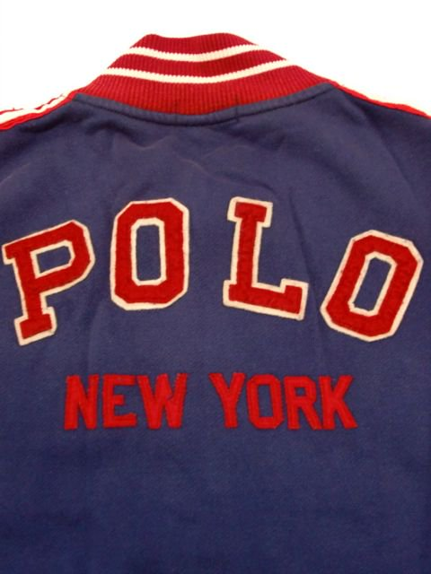 [POLO Ralph Lauren] LS Solid Fleece BaseBall Jacket2