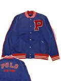 [POLO Ralph Lauren] LS Solid Fleece BaseBall Jacket