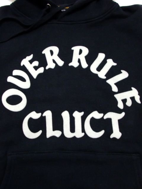 [CLUCT] CLUCT x RUSSELL PULL PARKA1