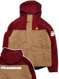 [MANIC DEE] MANIC DEE RECORDS 2TONE MOUNTAIN PARKA