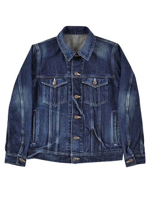 [HiLDK] DENIM JKT