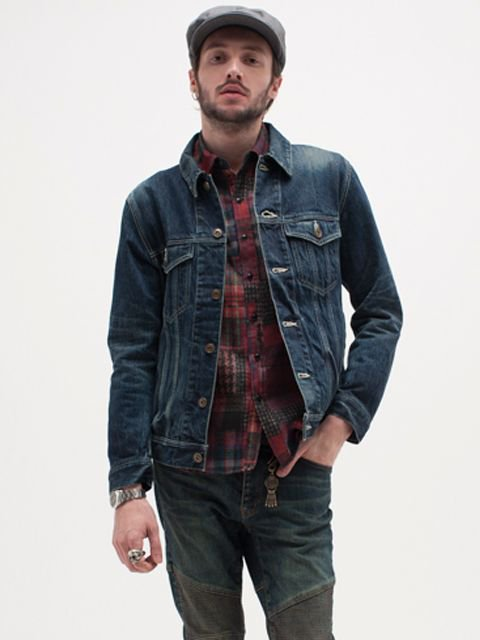 [HiLDK] DENIM JKT3