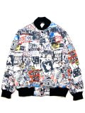 [STILLAS] -DOPE FP- Quilting Liner Jacket