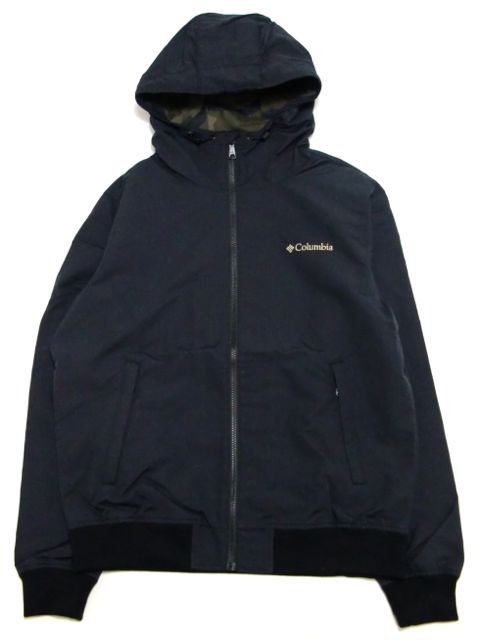 [COLUMBIA] HILLGARD PINES JACKET「販路限定モデル」(BK)