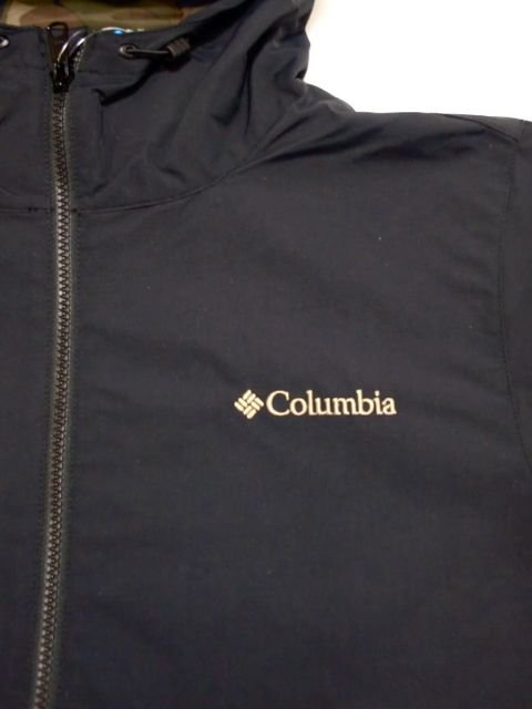 [COLUMBIA] HILLGARD PINES JACKET「販路限定モデル」(BK)1