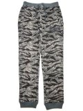 [LEFLAH] Tiger camo sweat pants(BK)