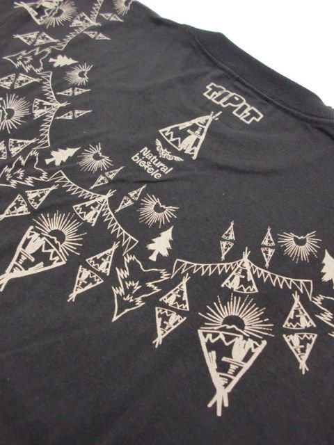 "[NATURAL BICYCLE]  Cotton T ""TIPI T""3"