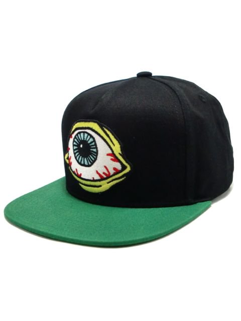 [MISHKA] SICK SAD KEEP WATCH SNAPBACK