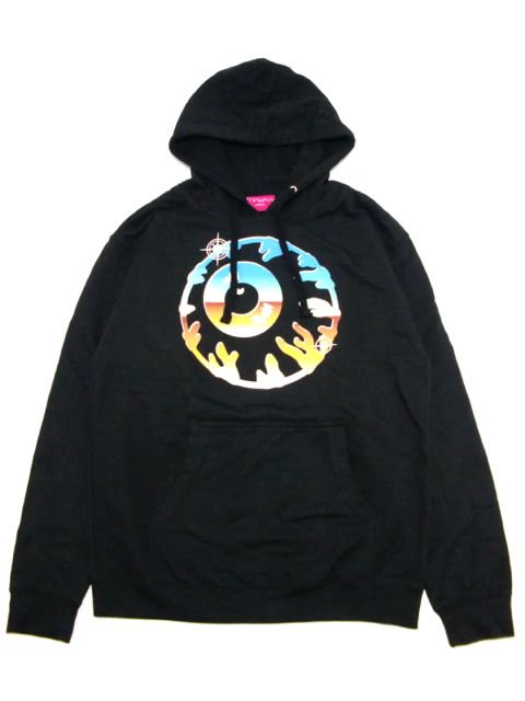 [MISHKA] CHROME KEEP WATCH PULLOVER