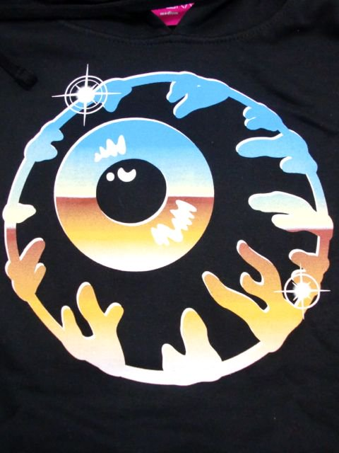 [MISHKA] CHROME KEEP WATCH PULLOVER 1