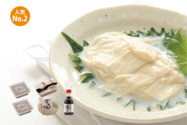 豆腐ゆばセット