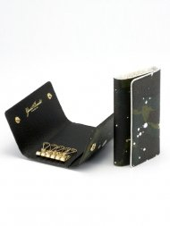 Gentil Bandit/キーケース(BLACK)<img class='new_mark_img2' src='https://img.shop-pro.jp/img/new/icons1.gif' style='border:none;display:inline;margin:0px;padding:0px;width:auto;' />