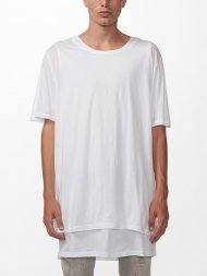 STAMPD/Echo Tee(WHITE)<img class='new_mark_img2' src='https://img.shop-pro.jp/img/new/icons50.gif' style='border:none;display:inline;margin:0px;padding:0px;width:auto;' />
