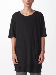 STAMPD/Echo Tee(BLACK)<img class='new_mark_img2' src='//img.shop-pro.jp/img/new/icons50.gif' style='border:none;display:inline;margin:0px;padding:0px;width:auto;' />