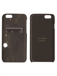 "Gentil Bandit/iPhone case ""shell type"" with NaNa-NaNa<img class='new_mark_img2' src='https://img.shop-pro.jp/img/new/icons50.gif' style='border:none;display:inline;margin:0px;padding:0px;width:auto;' />"