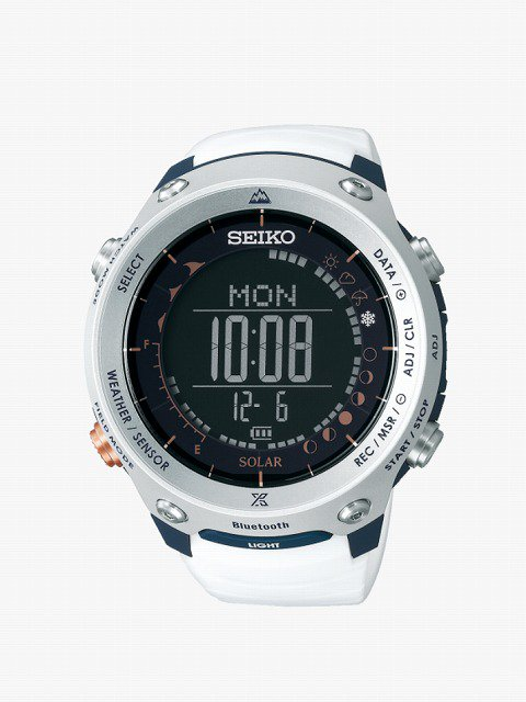 SEIKO/Prospex Land Tracer Snow Mountaineer Limited Edition