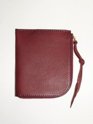 【B.I.MIRACLE】 NEW MINI WALLET(WINE)<img class='new_mark_img2' src='//img.shop-pro.jp/img/new/icons55.gif' style='border:none;display:inline;margin:0px;padding:0px;width:auto;' />